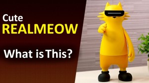 Realem Introduced First Mascot Realmeow | Amazing Tech By Realme | Watch Review