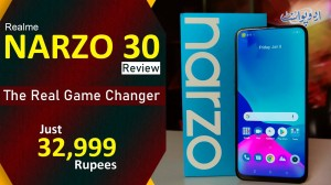 Realme NARZO 30 - The Real Game Changer With 30W Dart Charge & Ultra Smooth Display - Watch Review