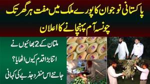 Multani Bhaiyo Ne Pore Pakistan Me Free Mango Dena Shuru Kar Diye - Cargo Ki Fees Bhi Nahi Lenge