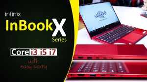 Infinix Launched InBook X Series Laptop - Core I3, I5 & I7 With 14 Inches Display And Vibrant Color