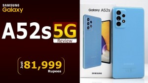 Samsung Galaxy A52s 5G Review - 32MP Selfie Camera, OIS And Much More