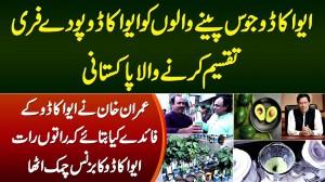 Avocado Juice Peene Walon Ko Free Avocado Plant Dene Wala Pakistani - Raton Raat Business Barh Gia