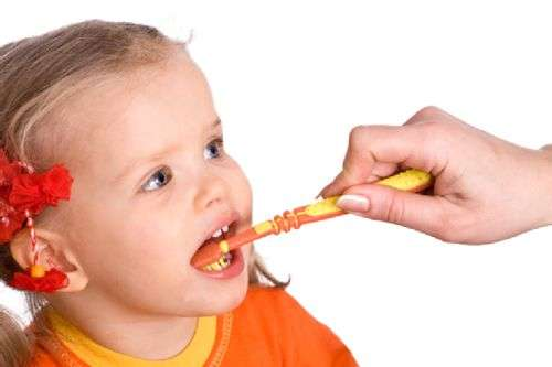 نونہالوں کے دانتوں کی حفاظت ..