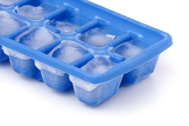 Freezer Main Ice Trays