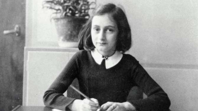 Anne Frank 1929 To 1945