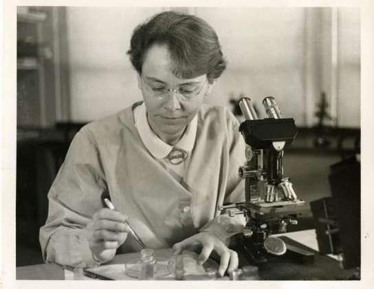 Barbara McClintock 1902 To 1992