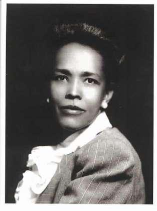Ella Baker 1986 To 1903