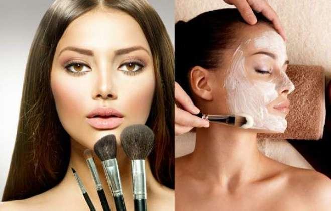 Natural Makeup Aur Hair Style