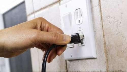 بجلی سے کام کرنے والی اشیاء