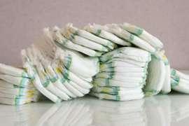 Diapers Ka Ghair Sehat Mandana Istemaal