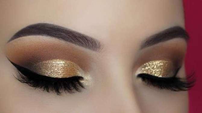 Gold Makeup Kareen Or Haseen Ho Jayeen