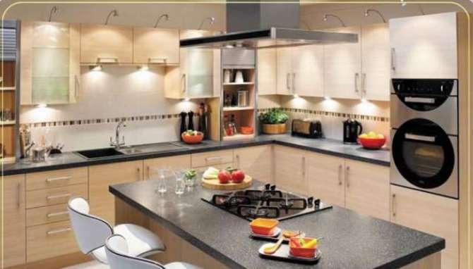 Apne Kitchen Ko Stylish Banaiye