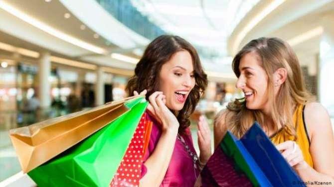 Khawateen Or Shopping