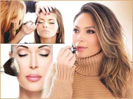 Makeup Masnoaat Bhi Hui Giraan