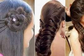 Stylish Hair Style Apnain