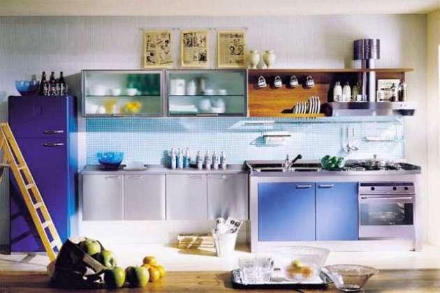 Apne Kitchen Ko Dain Modern Look