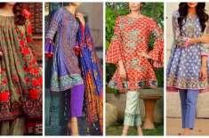 Long Shirt Aur Choori Dar Pajama