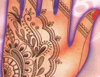Mehndi Design  - Picture 11