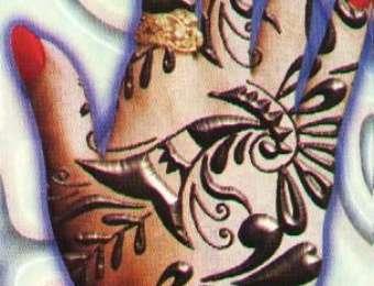 Mehndi Design  - Picture 9