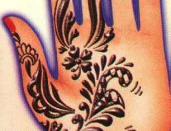 Mehndi Design  - Picture 8