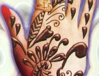 Mehndi Design  - Picture 7