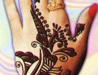 Mehndi Design  - Picture 5