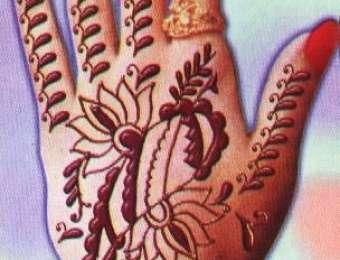 Mehndi Design  - Picture 4