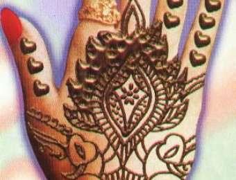 Mehndi Design  - Picture 2