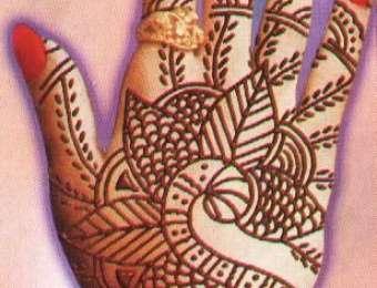 Mehndi Design  - Picture 1