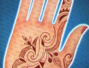 Mehndi Design  - Picture 18
