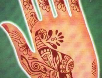 Mehndi Design  - Picture 17