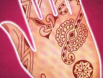 Mehndi Design  - Picture 15