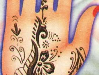 Mehndi Design  - Picture 6