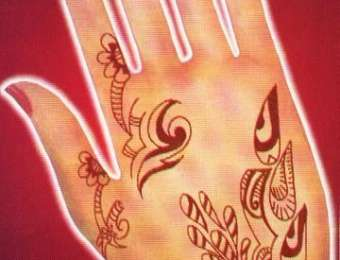 Mehndi Design  - Picture 4