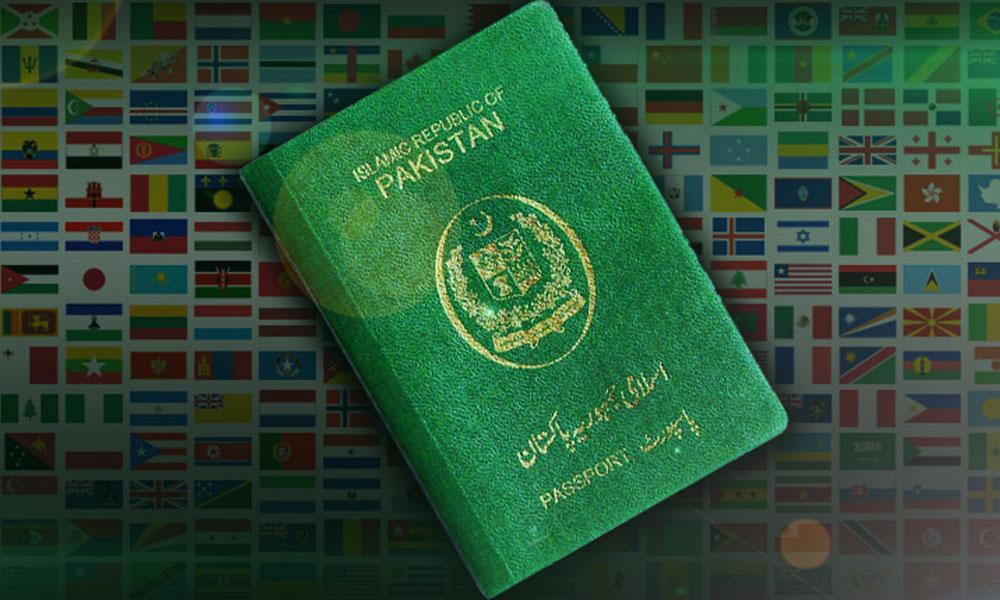 Pakistani Passport 2019 Visa On Arrival,Visa Free & E-Visa
